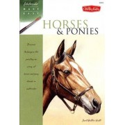 Watercolor Made Easy: Horses and Ponies by Janet Griffin-Scott