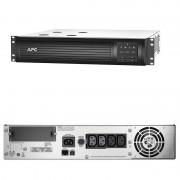 UPS APC Smart-UPS SMT line-interactive / sinusoidala 1500VA / 1000W 4 conectori C13 rackabil 2U, APC SMT1500RMI2U (APC)