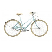 Creme Caferacer Uno Lady 3-speed turquoise Cityräder