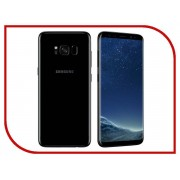 Сотовый телефон Samsung Galaxy S8 G950 Black