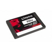 SSD Kingston SSDNow KC400, 512GB, SATA III, 2.5'', 7mm - Upgrade Kit