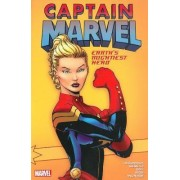 Captain Marvel: Earth's Mightiest Hero Vol. 1: Vol. 1 by Kelly Sue Deconnick