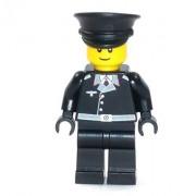 CB Costumbre Acorazado Crew Oficial de LEGO Compartir Figura Soldado Ejército WW2