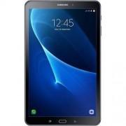 Tableta Galaxy Tab A 10.1 T585 (2016), 10.1'' PLS LCD Multitouch, Octa Core 1.6GHz + 1.0GHz, 2GB RAM, 16GB, WiFi, Bluetooth, 4G, Android 6.0, Negru