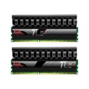 G.Skill PI Black F2-6400CL4D-4GBPI-B Dual Channel - DDR2 - 4 GB : 2 x 2 GB - DIMM 240-PIN - 800 MHz / PC2-6400 - CL4