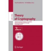 Theory of Cryptography: 13th International Conference, Tcc 2016-A, Tel Aviv, Israel, January 10-13, 2016, Proceedings, Part II