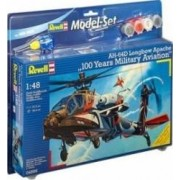 Macheta Revell Model Set AH-64D Apache 100-Mil