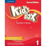 Kid's Box Level 1 Teacher's Book: Level 1 by Lucy Frino