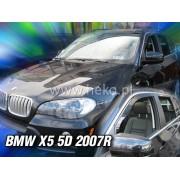 Deflektory komplet 4 ks - BMW X5 (E70), 2006-13
