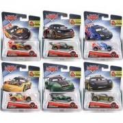 Дисни Карс - Количка - Карбонови състезатели - 6 налични модела - Disney Cars, 171841