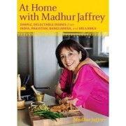 At Home with Madhur Jaffrey by Madhur Jaffrey