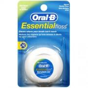 Oral-B Fio Dentário Essential Floss com Cera - Mentolado