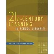 21st-Century Learning in School Libraries by Kristin Fontichiaro