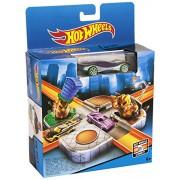 Hot Wheels - Base Cyborg Crossing Playset (Mattel CDM 46)