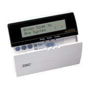 Tastatura Wireless Antiefractie LCD DSC LCD-6501