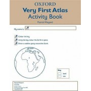 Oxford Very First Atlas Activity Book by Patrick Wiegand