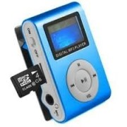 crispy stylish best quality mp3 player digital sound with USB charger & headphone for exercise & walking ( multi colour )