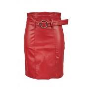 Dike spódnica SL6001 (czerwony)