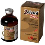 ZELOTRIL PLUS (ENROFLOXACINA + PIROXICAM) INJETÁVEL - 50ml