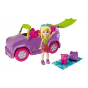 Mattel Polly Pocket X9047 - Auto Scivolo