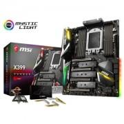 Placa de baza MSI X399 Gaming Pro Carbon AC, socket TR4