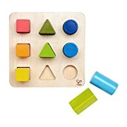 Hape HAP-E0426 Colour and Shape Sorter