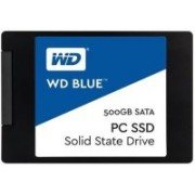WD Blue PC 500 GB Desktop, Laptop Internal Solid State Drive (WDS500G1B0A)