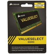 Corsair Corsair Memory - 4GB DDR3 SODIMM RAM