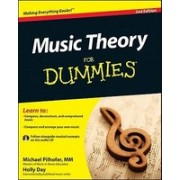 Music Theory for Dummies [With CD (Audio)]