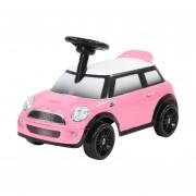 Holland Mini Cooper Loopauto Pink