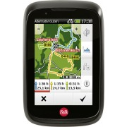 Falk Tiger Geo GPS Fahrradcomputer schwarz GPS