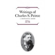 Writings of Charles S. Peirce: A Chronological Edition. 1884-1886 v. 5 by Charles S. Peirce