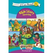 The Beginner's Bible Bible Story Favorites by Kelly Pulley