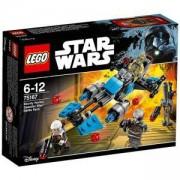 Конструктор ЛЕГО СТАР УОРС - Боен пакет с Bounty Hunter скутер, LEGO Star Wars, 75167
