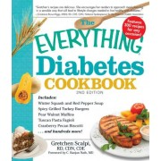 Everything Diabetes Cookbook by Gretchen Scalpi