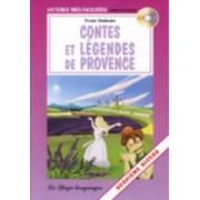 Contes ET Legendes De Provence + CD by Yvan Dubois