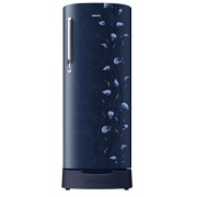 Samsung 192 L 3 Star Direct Cool Refrigerator (RR19M1823UZ/RR19M2823UZ , Tender Lily Blue)