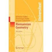 Riemannian Geometry by Sylvestre Gallot