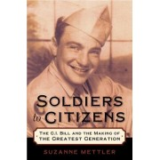 Soldiers to Citizens by Suzanne Mettler