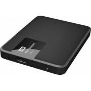HDD extern Western Digital My Passport Ultra 1.5TB USB 3.0 2.5inch negru