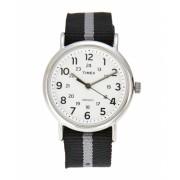 Timex TW2P72200 Silver-Tone Black Watch 6