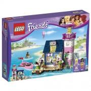 LEGO - El faro de Heartlake, multicolor (41094)