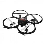 UDIR/C U919A 2.4G 4-CH R/C Quadcopter w/ Headless Mode & 0.3MP Camera & Wi-Fi Real-Time Transmission