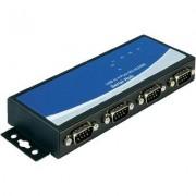 Adapter 4xD-SUB 9 pól dugó-1xUSB 2.0 B (989295)