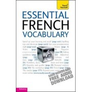 Essential French Vocabulary: Teach Yourself by Noel Saint-Thomas