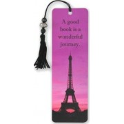 Beaded Bookmark Eiffel Tower by Peter Pauper Press