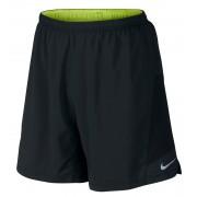 """Nike Pursuit 2-in-1 7"""" Spodnie do biegania Mężczyźni czarny Szorty do biegania"""