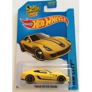 2015 Hot Wheels Hw City 21/250 - Ferrari 599 GTB Fiorano by Hot Wheels