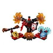 Lego - Nexo Knights - Supremul General Magmar