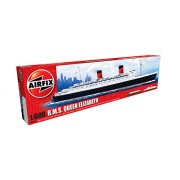 AIRFIX Kit Modellino Imbarcazione Classic Ships RMS Queen Elizabeth 1 A06201